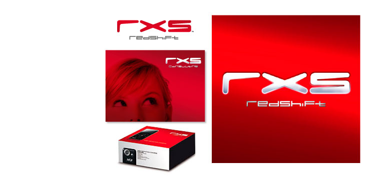 RSX Electronics and gadgets. Logo and branding design